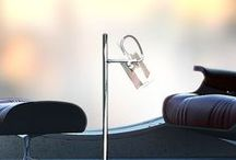 TABLE & FLOOR / Lighting Design | Rendl Light Studio | www.rendl.com | #lamps #desk