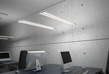 OFFICE LIGHTING / Lighting Design | Rendl Light Studio | www.rendl.com | #lamps #interior #office