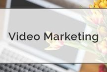 Video Marketing / Tips & Tricks on using videos to create online courses and to promote your website