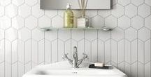 2018 Tiling Trends / 2018 is an exciting year for tile trends with some carrying on from 2017 and new ones just emerging.