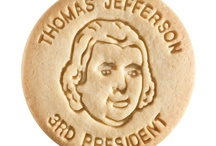 Thomas Jefferson / At Dick & Jane Baking Company, we have successfully combined whole grain nutrition and education into our new line of healthy, nut free, educational snacks.