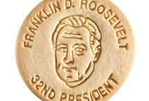 Franklin D. Roosevelt / At Dick & Jane Baking Company, we have successfully combined whole grain nutrition and education into our new line of healthy, nut free, educational snacks.