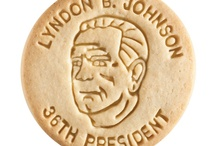 Lyndon B. Johnson / At Dick & Jane Baking Company, we have successfully combined whole grain nutrition and education into our new line of healthy, nut free, educational snacks.