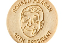 Ronald Reagan / At Dick & Jane Baking Company, we have successfully combined whole grain nutrition and education into our new line of healthy, nut free, educational snacks.