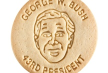 George W. Bush / At Dick & Jane Baking Company, we have successfully combined whole grain nutrition and education into our new line of healthy, nut free, educational snacks.