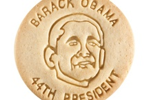 Barack Obama / At Dick & Jane Baking Company, we have successfully combined whole grain nutrition and education into our new line of healthy, nut free, educational snacks.