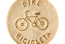 Bike - Bicicletta / At Dick & Jane Baking Company, we have successfully combined whole grain nutrition and education into our new line of healthy, nut free, educational snacks.