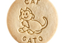 Cat - Gato / At Dick & Jane Baking Company, we have successfully combined whole grain nutrition and education into our new line of healthy, nut free, educational snacks.