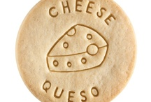 Cheese - Queso / At Dick & Jane Baking Company, we have successfully combined whole grain nutrition and education into our new line of healthy, nut free, educational snacks.