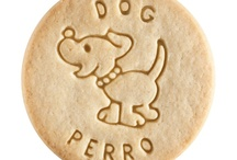 Dog - Perro / At Dick & Jane Baking Company, we have successfully combined whole grain nutrition and education into our new line of healthy, nut free, educational snacks.