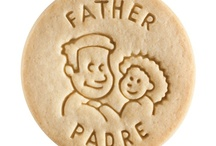 Father - Padre / At Dick & Jane Baking Company, we have successfully combined whole grain nutrition and education into our new line of healthy, nut free, educational snacks.