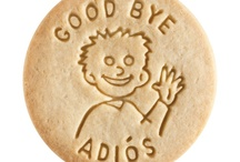 Goodbye - Adios / At Dick & Jane Baking Company, we have successfully combined whole grain nutrition and education into our new line of healthy, nut free, educational snacks.