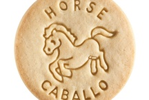Horse - Cabalo / At Dick & Jane Baking Company, we have successfully combined whole grain nutrition and education into our new line of healthy, nut free, educational snacks.