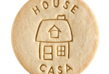 House - Casa / At Dick & Jane Baking Company, we have successfully combined whole grain nutrition and education into our new line of healthy, nut free, educational snacks.