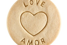 Love - Amor / At Dick & Jane Baking Company, we have successfully combined whole grain nutrition and education into our new line of healthy, nut free, educational snacks.