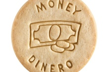 Money - Dinero / At Dick & Jane Baking Company, we have successfully combined whole grain nutrition and education into our new line of healthy, nut free, educational snacks.