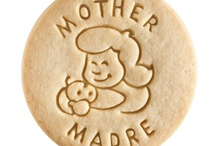Mother - Madre / At Dick & Jane Baking Company, we have successfully combined whole grain nutrition and education into our new line of healthy, nut free, educational snacks.