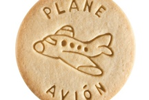 Plane - Avion / At Dick & Jane Baking Company, we have successfully combined whole grain nutrition and education into our new line of healthy, nut free, educational snacks.