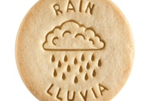 Rain - Lluvia / At Dick & Jane Baking Company, we have successfully combined whole grain nutrition and education into our new line of healthy, nut free, educational snacks.