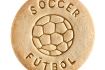 Soccer - Futbol / At Dick & Jane Baking Company, we have successfully combined whole grain nutrition and education into our new line of healthy, nut free, educational snacks.