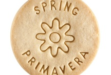 Spring - Primavera / At Dick & Jane Baking Company, we have successfully combined whole grain nutrition and education into our new line of healthy, nut free, educational snacks.