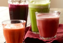 Juices, Healthy Drinks and Smoothies