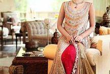 Pakistani Wedding Dresses / Lovely Wedding Dresses from Various Designer