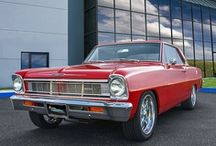 Chevy II / by Dirk Hendrik Odendaal