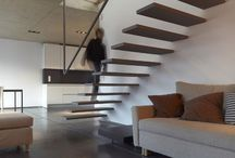 Steps, Stairs, Handrails  / A collection of steps, stairs, handrails to give ideas and inspiration for the renovation of the house. / by Deni Castle