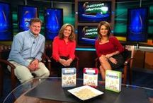 Dick & Jane In the News / See Dick & Jane Educational Snacks in TV Interviews and other news!