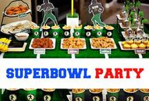 Super Bowl/Football Party / by Terri