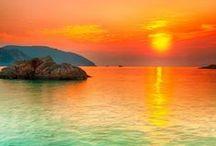 Sun ○ Summer ○ Sunrise ○ Sunset ○ Sol ○ Verão ○ Nascer do Sol ○ Pôr-do-Sol / ☼ #Verão #Pôr-do-Sol #NascerDoSol #Sol #Summer #Sunset #Sunrise #Sun #Sonne ☼