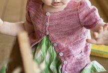 Baby knit & crochet