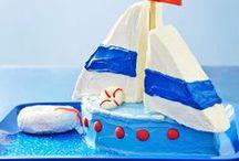 Nautical Cakes / by Terri
