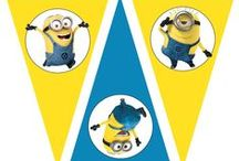 Despicable Me Printables / by Terri