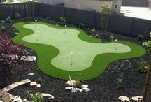 Our Work: Putting Greens