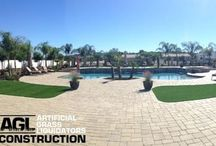 Our  Installations | AGLC / We are a licensed/insured contractor w/12 years experience.  We install high quality American made artificial grass with a 3 year workmanship warranty.  Check our local water districts for up to 3$ off of artificial turf.  FREE ESTIMATES!!  &  Payment plans are available!! call us today (951) 676 - 8110