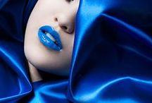 Синий-Blue