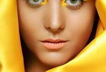 Желтый-Yellow