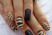 Tigris, Zebra minták
