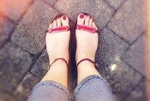 I heart SANDALS / It is always summer somewhere. Let's make this board the world's first SANDALS photo library :) / by Straps & Buckles