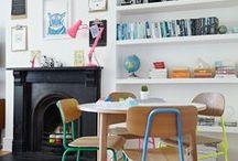 Pop of colors interiors