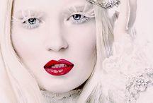 Makeup Editorials / Magnifique!