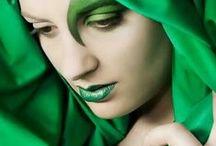 Зелёный-Green