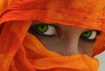 Оранжевый-Orange