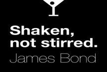 James Bond Wedding / Themabruiloft James Bond