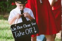 Aviator Wedding