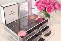 How To Organize Makeup / Tips to organize my makeup collection