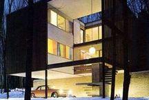 Pilotis Houses