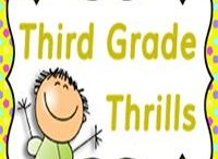 Third Grade Thrills / Third Grade Thrills is a board dedicated to everything Third Grade!  classroom hacks / tricks and tips, blog posts, teaching resources, decoration ideas for you classroom, behavior management, and more!  Collaborators - Please pin 3 to 1 - three free/informational to one paid pin.